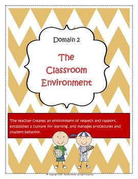 Teacher Evaluation Data Binder: Danielson Framework- P.E.