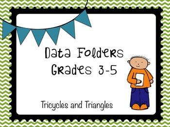 Data Folders & Student Accountability Grades 3-5