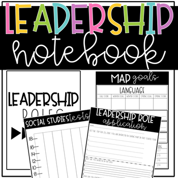 Leadership Notebook