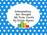 Data QR Task Cards- TEKS 5.9A, 5.9B ,5.9C  All 5 types of