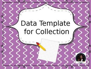 Data Template (editable)