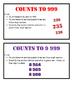 Data Wall- Forward and Backward Counting
