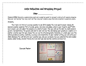 Data and Graphing Project