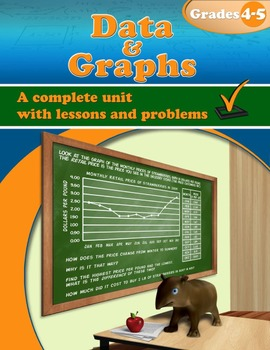 Data and Graphs — Grades 4-5