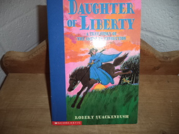 Daughter of Liberty  ISBN 0-439-22844-1