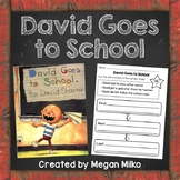 David Goes to School activities