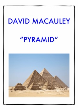 Ancient Egypt: David Macauley Pyramid Documentary