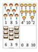 David and Goliath Count and Clip preschool Bible curriculu