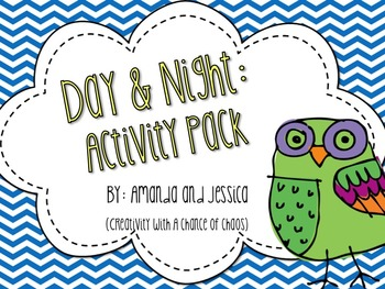 Day and Night Activity Pack