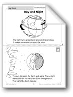 Day and Night (Earth & Space Science/Rotation)