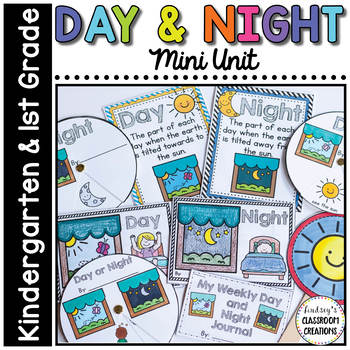 Day and Night ~ Interactive Activities ~ Science Center Aw