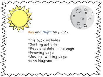 Day and Night Sky Pack