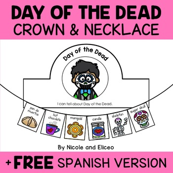 Day of the Dead Necklace Craft