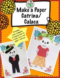 Day of the Dead Craft Make a Paper Catrina or Calaca Spani