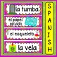 Day of the Dead (Día de los Muertos) Bilingual Word Wall