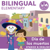Day of the Dead Dia de los Muertos BILINGUAL Activity Pack