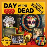Spanish Day of the Dead Día de los Muertos Lesson Plans Po