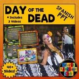 Día de los Muertos, Spanish Day of the Dead PowerPoint Pre
