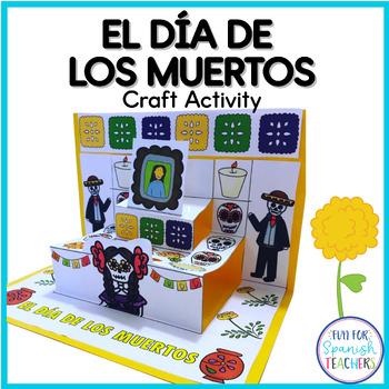 Day of the Dead - El Día de los Muertos {Craftivity}