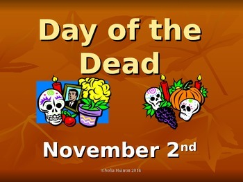 Day of the Dead PP