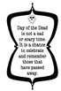 Day of the Dead Printable Bulletin Board Set with 8 bonus
