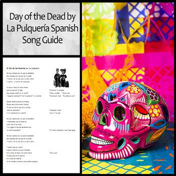 Day of the Dead Song Guide to El Día de los Muertos by La