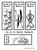 Day of the Dead/Dia de los Muertos Bookmarks