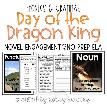 Day of the Dragon King NO PREP (ELA)