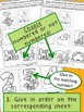 Days of Creation Sequencing Activities