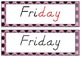 Days of the Week Cards - THIS IS A ZIP FILE - INCLUDES ALL