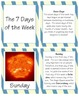 Days of the Week & Months of the Year Unit