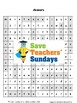 Days of the Week & Seasons in Spanish Worksheets, Games, A