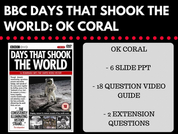 Days that Shook the World BBC: OK Coral