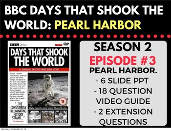 Days that Shook the World BBC: Pearl Harbor