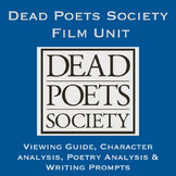 Dead Poets Society Film Unit