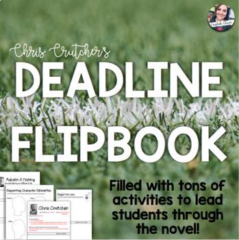 Deadline Novel Flipbook