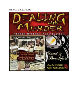 Dealing with Murder Series