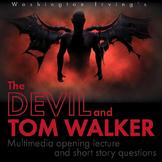 """Devil and Tom Walker,"" Washington Irving short story, CCS"