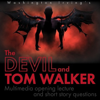 Printables The Devil And Tom Walker Worksheet devil and tom walker washington irving by laura randazzo short story