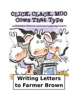 Dear Farmer Brown,