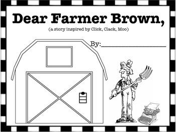 Dear Farmer Brown, Book