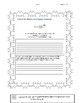 Dear God, HELP!!!! love, Earl Novel Unit with Literary and