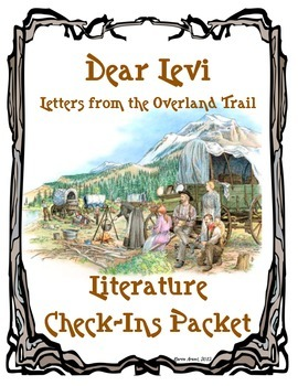 Dear Levi Literature Check-Ins Packet