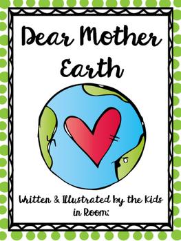 Dear Mother Earth Class Book