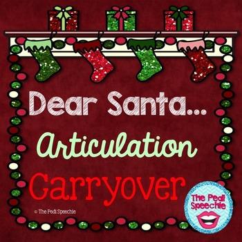 Articulation Christmas