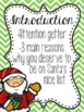 """Dear Santa"" Letter - Persuasive Writing - Common Core Aligned"