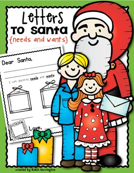 Needs and Wants: A Letter to Santa