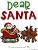 Dear Santa {class book freebie!}