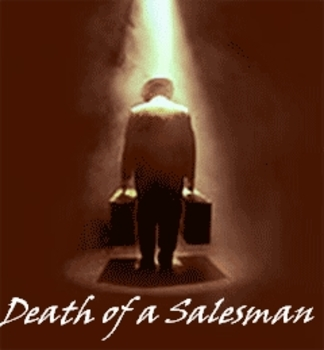 Death of a Salesman Theme and Conflict Graphic Organizers