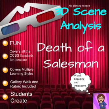 Death of a Salesman:3D Scene Analysis Project: Standards Based
